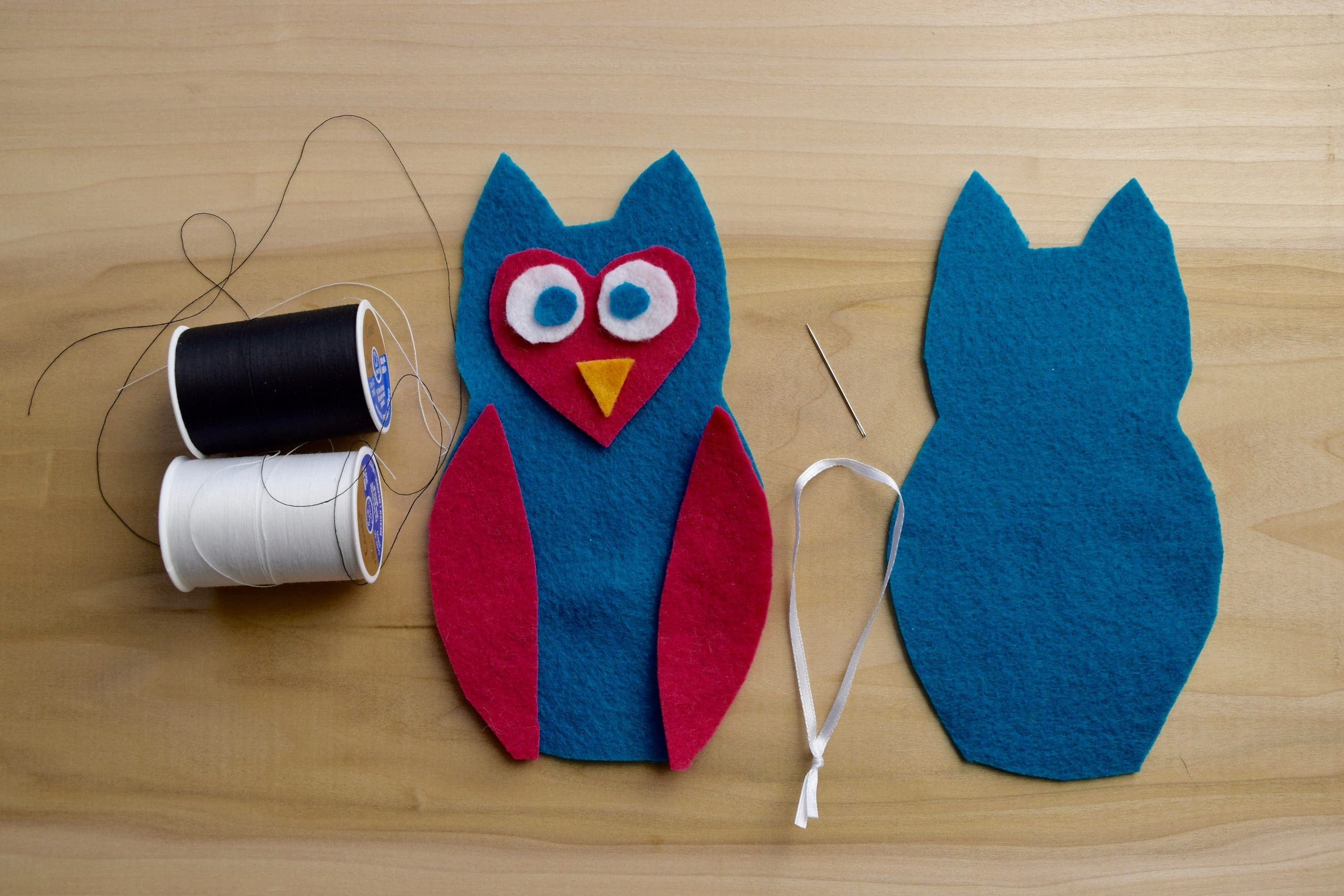 owl ornament craft earth powered family
