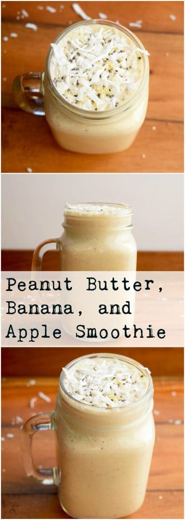 peanut-butter-banana-and-apple-smoothie